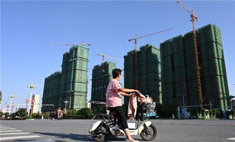 Nguy cơ sụp đổ dây chuyền trên thị trường bất động sản Trung Quốc