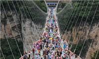 Ngành du lịch nội địa Trung Quốc hốt bạc trong dịp lễ trung thu