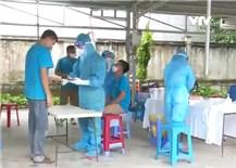 Hà Nam: Khẩn trương khoanh vùng dập dịch COVID-19
