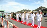 Australia, Vietnam navies boost maritime security cooperation