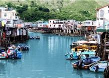 Làng chài trước nguy cơ biến mất vì nước biển dâng ở Hong Kong, Trung Quốc