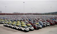 Trung Quốc đẩy mạnh phát triển ngành xe năng lượng mới