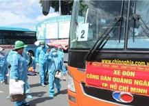 Sau ngày 1-10, người lao động muốn trở lại TP. Hồ Chí Minh cần điều kiện gì