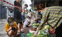 Hà Nội: Người dân lơ là phòng dịch sau nới lỏng giãn cách