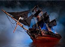 Kho báu khổng lồ của cướp biển Black Caesar