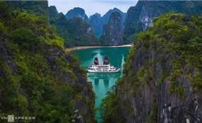 越南海岛美景