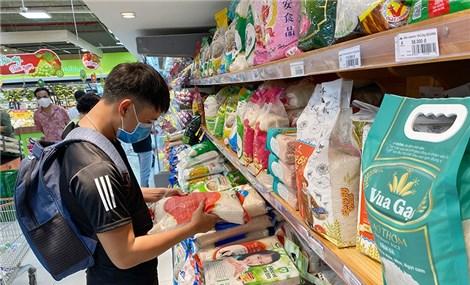 Gạo Việt Nam tại châu Âu vẫn trụ vững trong dịch Covid-19