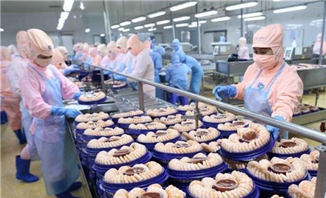 Processing industry makes up over 86% of total export revenue in nine months