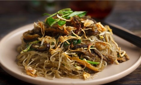 Famous delicacies in Cao Bang