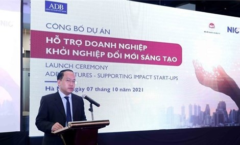 ADB Ventures offers Vietnamese startups US$ 1 million for 2021-2023