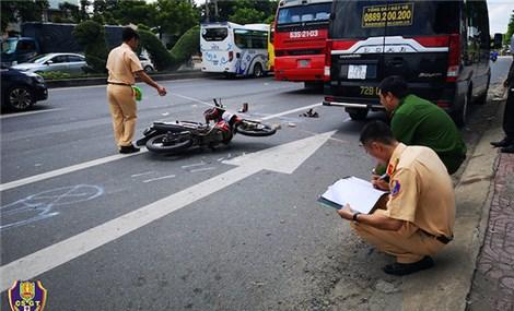 Cảnh báo tai nạn giao thông tăng cao sau giãn cách