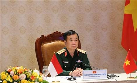 Đối thoại chính sách Quốc phòng Việt Nam - Indonesia lần thứ hai