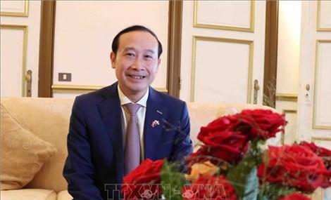 Belgium shares development experience with Vietnam