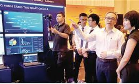 Việt Nam đang trở thành cường quốc làm chủ về thiết kế, sản xuất Make in Viet Nam