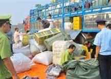 Xử lý hơn 100.000 vụ buôn lậu, gian lận thương mại