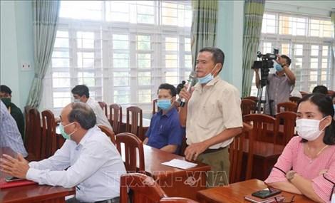 Kỳ vọng của cử tri trước kỳ họp thứ 2, Quốc hội khóa XV