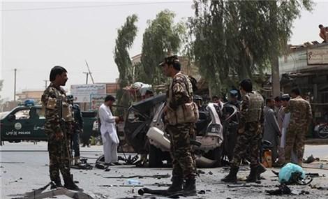 Đánh bom tại Afghanistan, hàng chục người thương vong