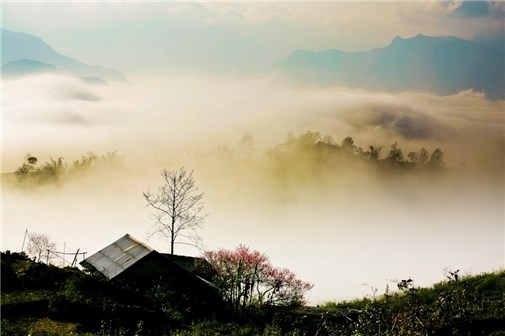 The beauty of Y Ty in Lao Cai