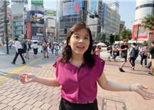 Cô gái người Việt góp phần xây dựng thành phố Shibuya, Nhật Bản