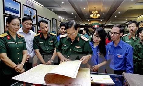 Bằng chứng lịch sử và pháp lý Hoàng Sa, Trường Sa của Việt Nam