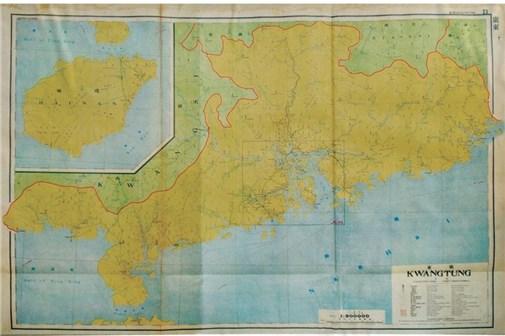 Bản đồ do Trung Quốc xuất bản