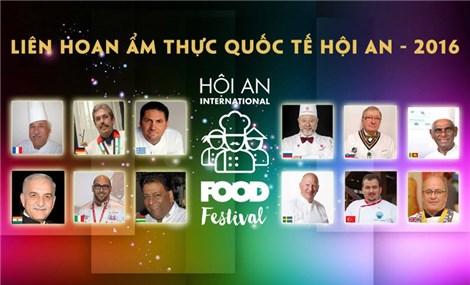 Liên hoan ẩm thực quốc tế ở Hội An