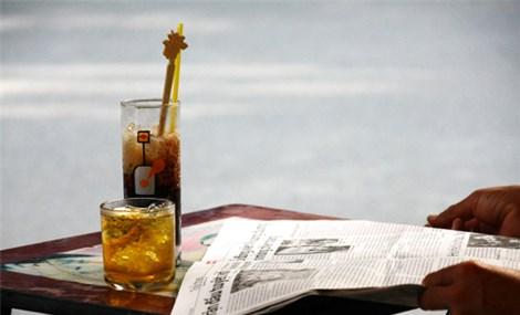 Ly cà phê đá huyền thoại của Sài Gòn