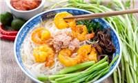 Ba món bún tôm dành cho trưa nắng ở Hà Nội