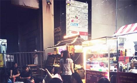 Quán đậu hũ thối đông khách giữa lòng Sài Gòn