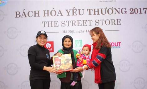 The Street Store - providing hope at Tet