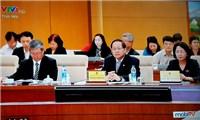 Bộ trưởng Bộ TT&TT Trương Minh Tuấn nói về việc buộc Google, Youtube gỡ clip bôi nhọ lãnh đạo