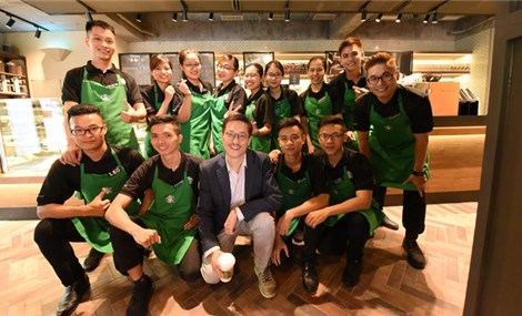 Starbucks Vietnam Expands Coffeehouse Experience to Hai Phong City