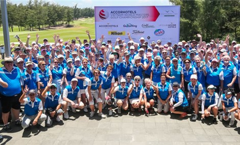 Third annual AccorHotels Vietnam World Masters Golf Championship is back in Danang