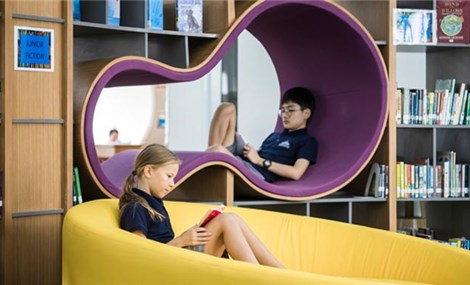 ISHCMC welcomes the new academic year with renovated learning areas