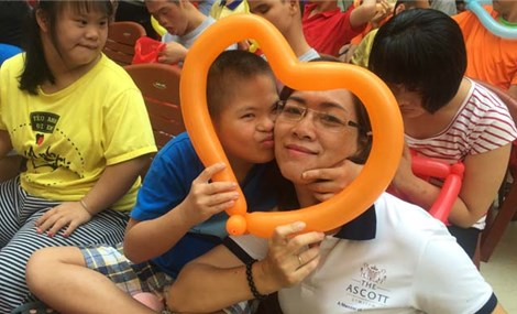 The impressive results of ASCOT Vietnam's 'Reaching Out, Touching Hearts'