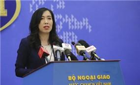 Việt Nam gửi công hàm phản đối Trung Quốc xây thành phố ở Hoàng Sa
