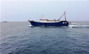 Kiểm ngư Việt Nam đẩy đuổi hai tàu cá treo cờ Trung Quốc