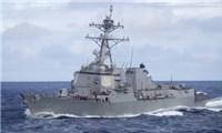 Hai tàu chiến Mỹ tuần tra tự do hàng hải ở Trường Sa