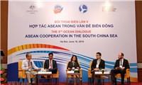 Đối thoại biển lần thứ 5: Hợp tác ASEAN trong vấn đề Biển Đông