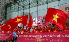 Giáo sư Mỹ: 'Việt Nam có chiến lược bảo vệ từng centimet chủ quyền'