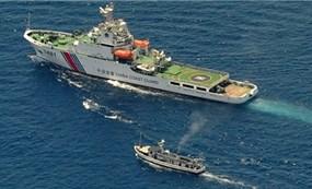 Chuyên gia Mỹ: Trung Quốc đang 'gây áp lực tối đa' ở Biển Đông