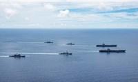Lập trường chung của Pháp, Đức, Anh về Biển Đông