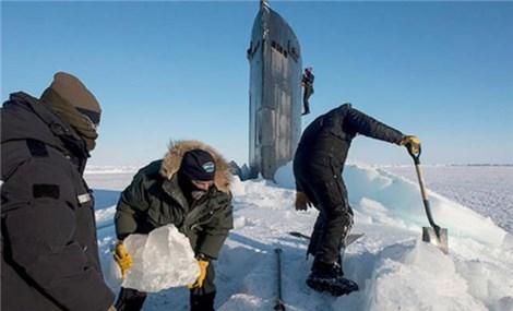 Nga và Mỹ có phải mấu chốt cho lời giải về cuộc chiến tranh giành Bắc Cực
