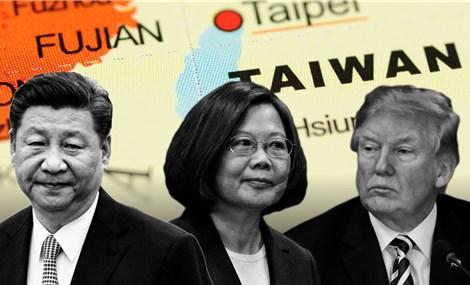 Căng thẳng Mỹ-Trung có lên đỉnh điểm khi Mỹ bán vũ khí cho Đài Loan