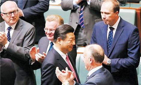 Căng thẳng Trung Quốc – Australia liệu có gia tăng
