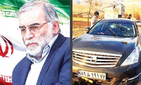 Vụ ám sát nhà khoa học hạt nhân Iran có là nguyên nhân cho sự xung đột bùng nổ