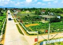 Chương trình xây dựng nông thôn mới giai đoạn 2021-2025