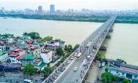 Hà Nội sẽ xây dựng thêm 9 cây cầu vượt bắc qua sông Hồng