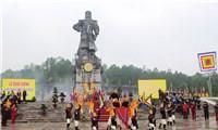 Dâng hương kỷ niệm 232 năm Quang Trung - Nguyễn Huệ lên ngôi Hoàng đế