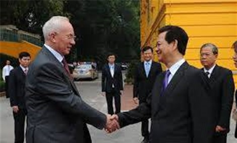 Agricultural cooperation with Vietnam should be strengthened Ukraine minister